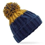 Seabirds Woolly Bobble Hat - plain